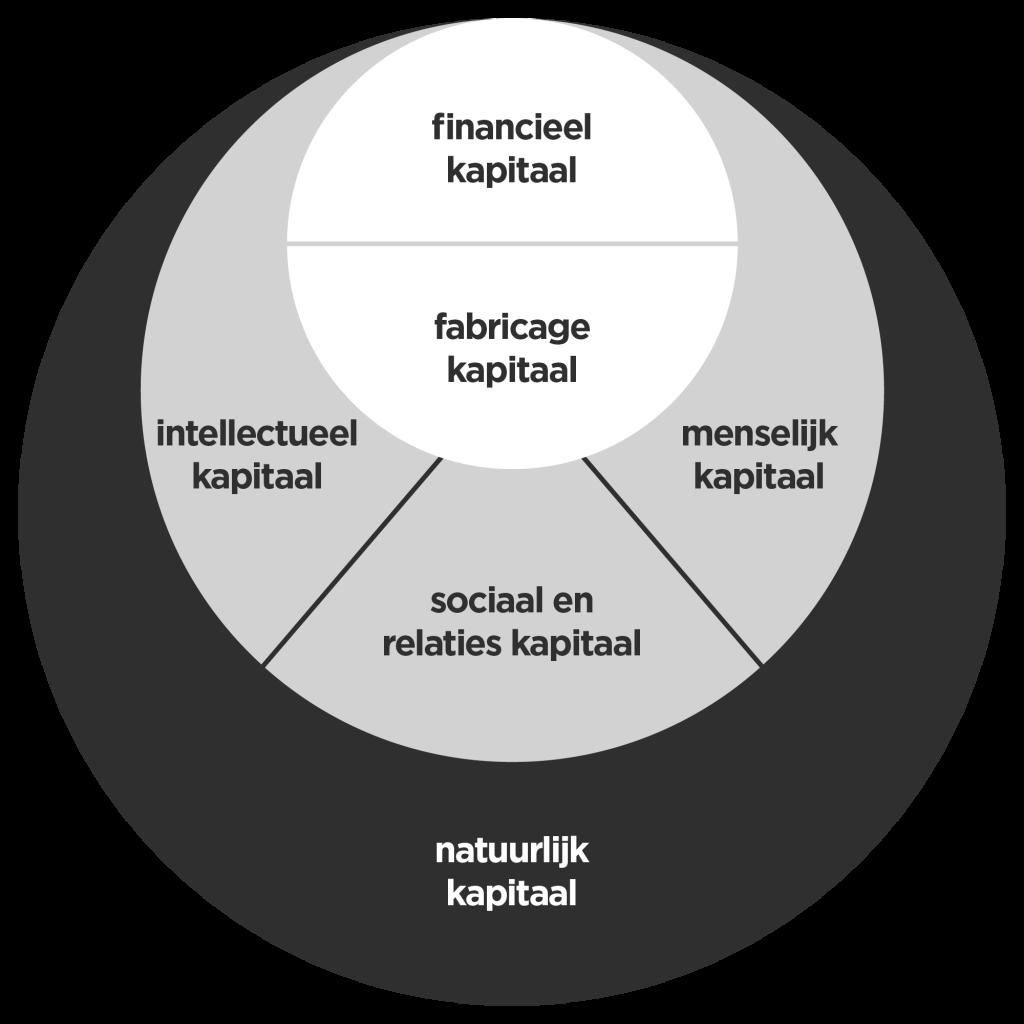 De zes bouwstenen voor uw Integrated Report
