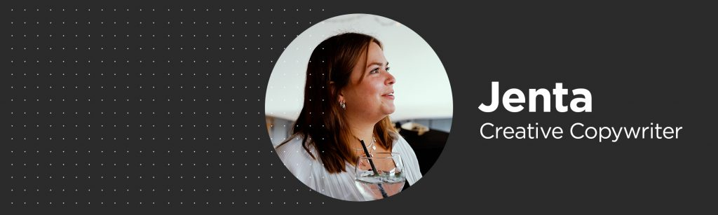 Creative copywriter Jenta comes up with unexpected SEO insights